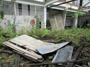 Abandoned Place 5 - STOCK IMAGE