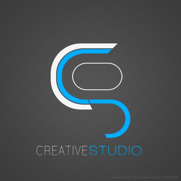 Creative Studio Logo by wYh0iUt on DeviantArt: wyh0iut.deviantart.com/art/Creative-Studio-Logo-119928597