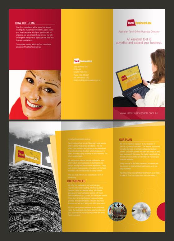 corporate brochure by waiba