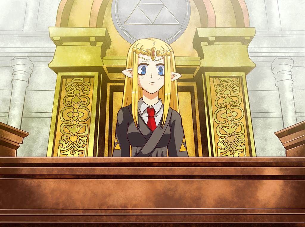 Zelda Judge by Alulle