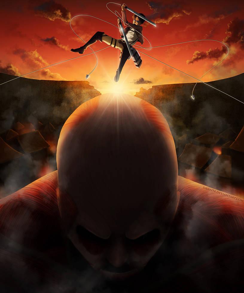 Attack on Titan by dann94