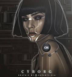 Cyborg by Euphrysicia