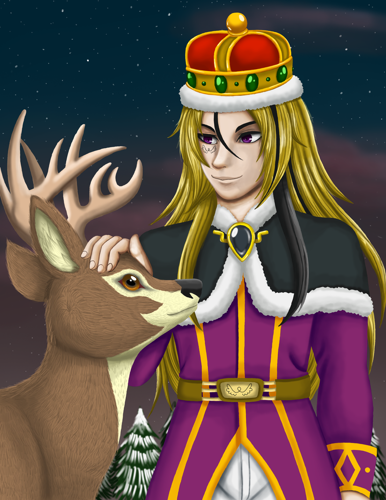 The Dominion and the Deer by LilyandJasper