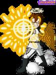 Sunshine Beam by LilyandJasper