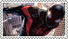 Spider-Man (2016) F2U Stamp - Miles Morales by mudshrimp