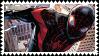 Spider-Man (2016) F2U Stamp - Miles Morales by mudshrimp