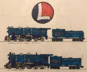 Lionel Electric Trains 400E
