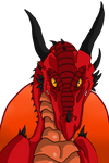Front View- Red by Necropolis-Rising