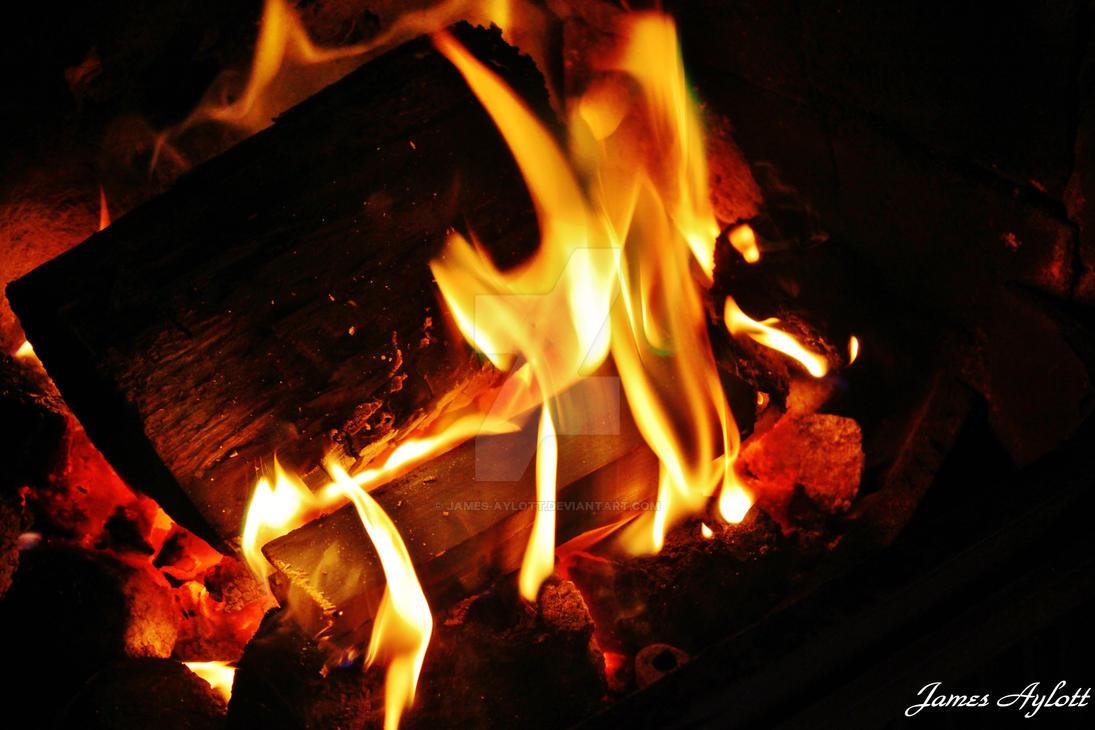 Delightful Fire by James-Aylott