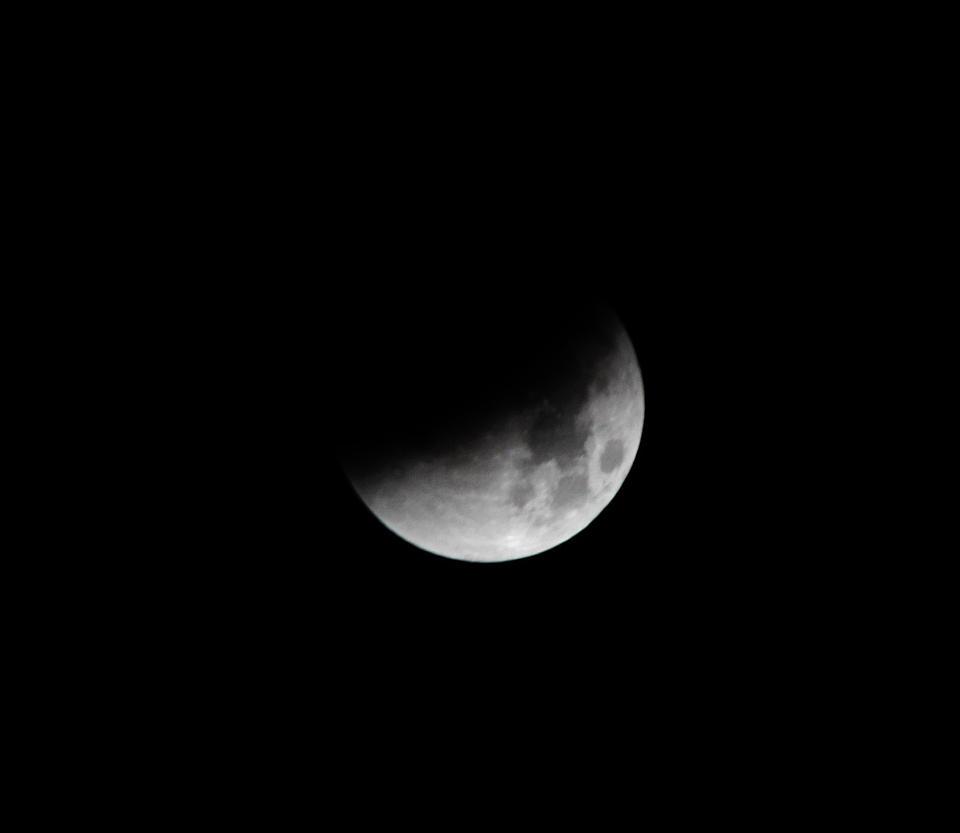Lunar Eclipse #2 28/09/2015 by James-Aylott