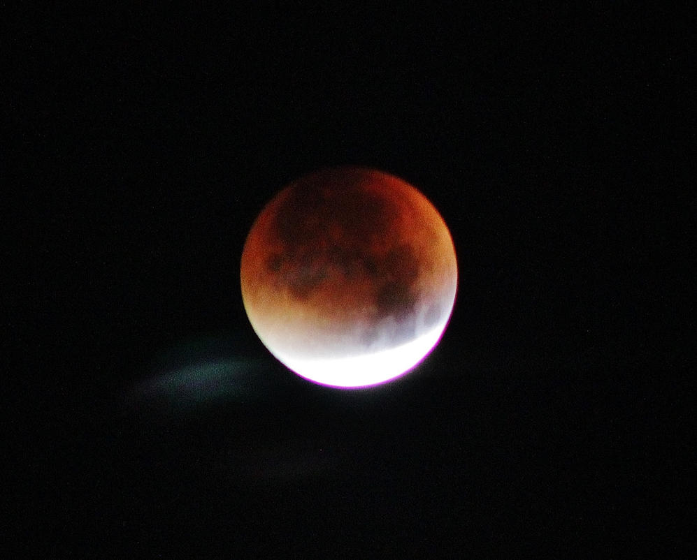 Lunar Eclipse #3 28/09/2015 by James-Aylott