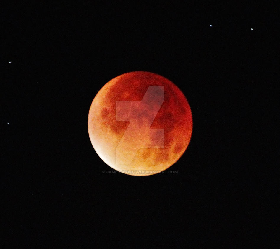 Lunar Eclipse #4 28/09/2015 by James-Aylott