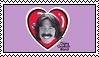Davy Grolton Stamp by ChloeRockChick14