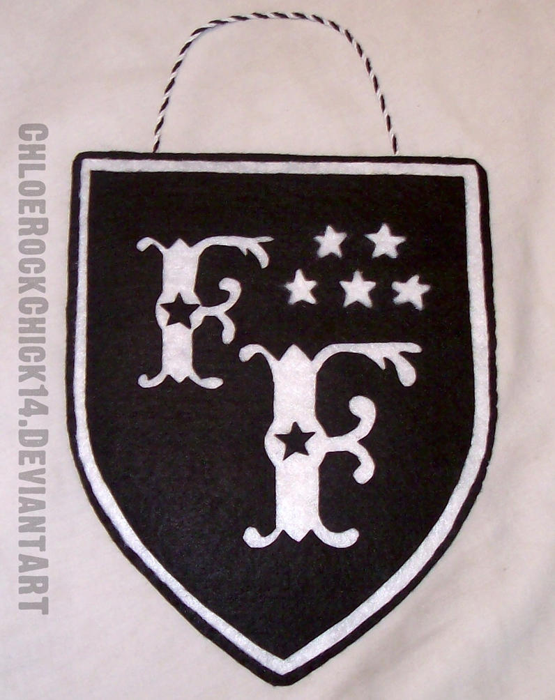 Foo Fighters Logocrest By Chloerockchick14 On Deviantart
