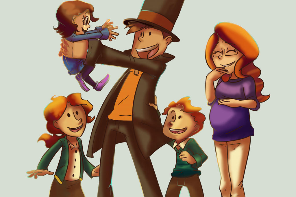 Family Man by KrazieKazoo