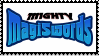 Mighty Magiswords Stamp by Vambre