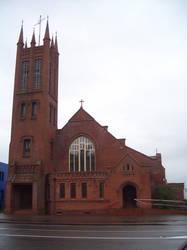 Old Brick Church Building 01