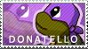 Donatello Stamp by Rika24