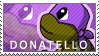Donatello Stamp by Rika24