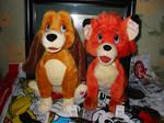 Fox and the Hound Plush 02