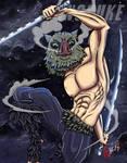 Demon Slayer Inosuke