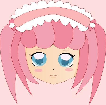 Cafe Girl: Ichigo by Ravenblade234