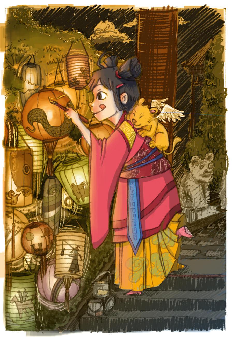 Lantern Festival 01 by ArtPhish