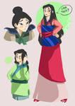 Mulan Rule #69