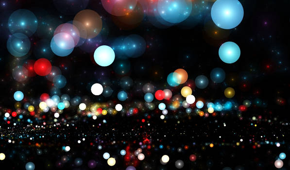 Night in a City