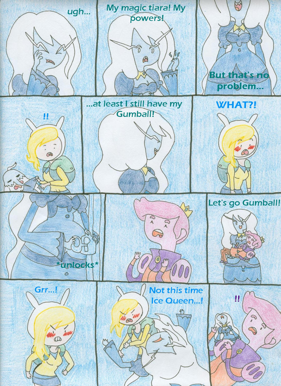 finn x fionna fanfiction - photo #38