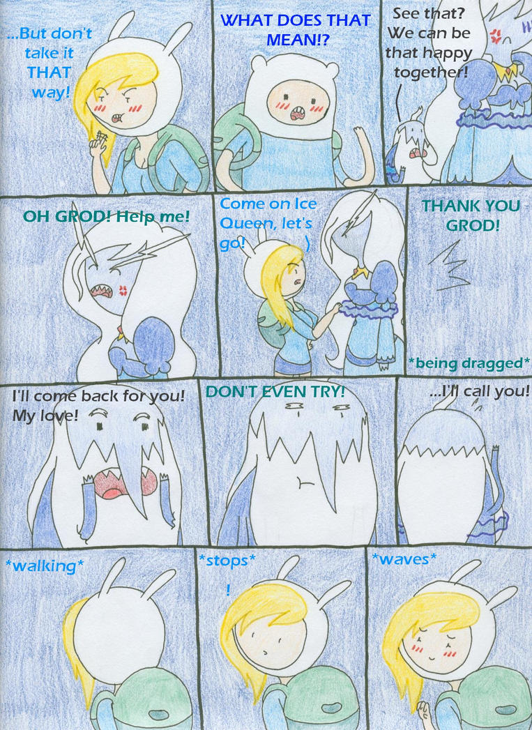finn x fionna fanfiction - photo #42