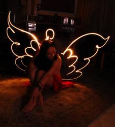 my angel by dreamersleepwalker
