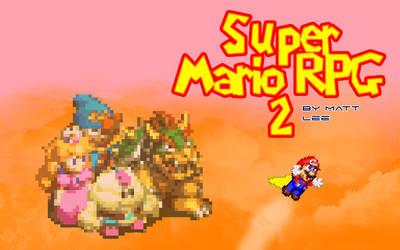 Super Mario RPG 2 Wallpaper by mattboy115