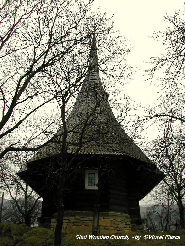 Glod Wooden Church by Dristor2507