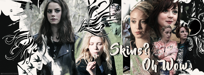 Skins oh wow facebook cover by ILiveWithSwag