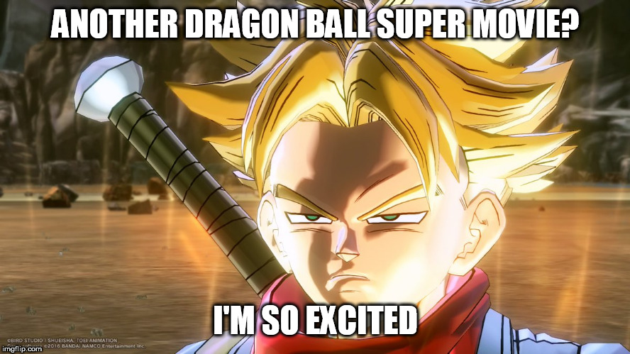 New Dragon Ball Super Movie Coming 2019 Or 2020 By Mertyville On