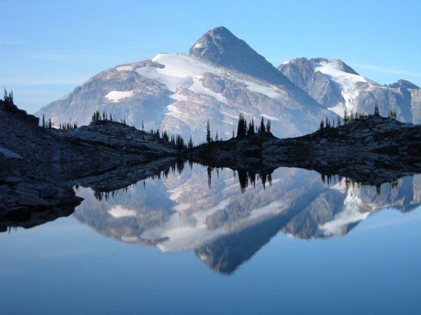 tilley lake by BCMountainClimber