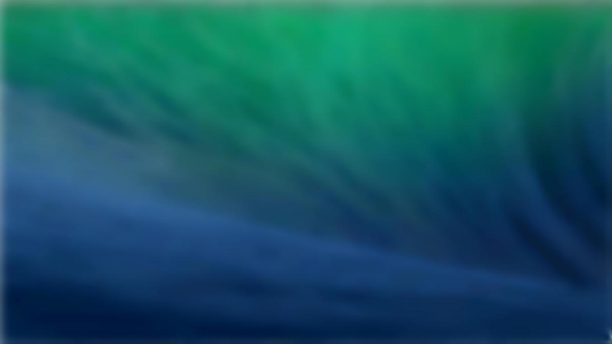 os x mavericks waves wallpaper blurred by