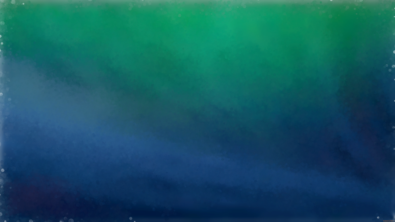 OSX Mavericks waves Wallpaper Blurred watercolour by LimitedEditionLTE