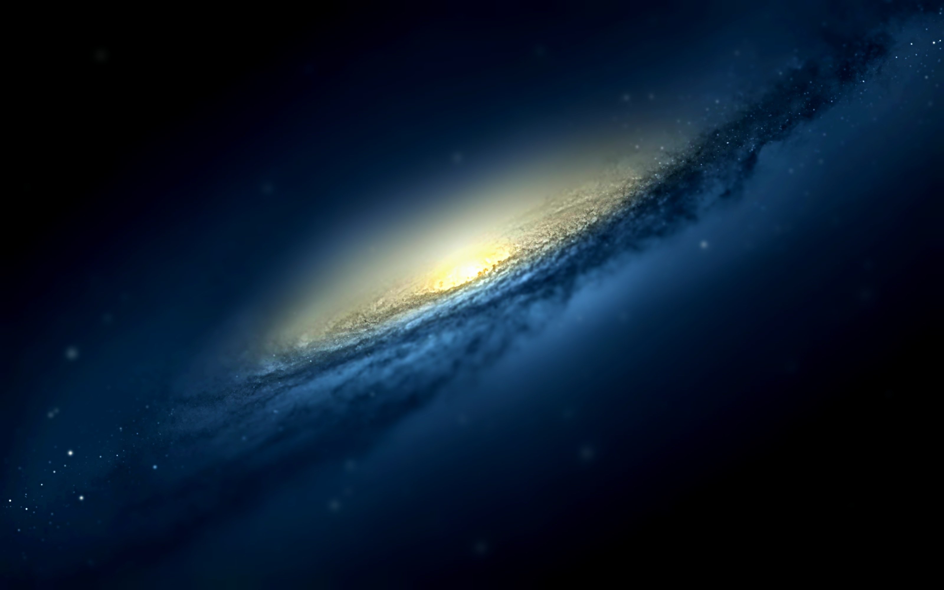 Apple os x wallpaper galaxy by limitededitionlte on deviantart for Innenarchitektur mac os x
