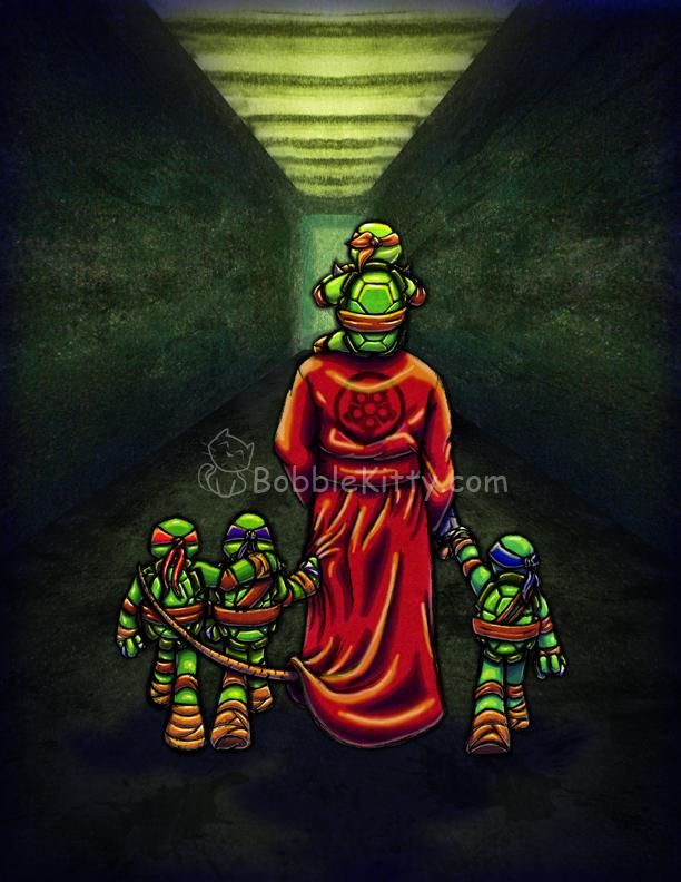 TMNT - Family by resuki