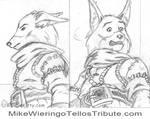 Mike Wieringo Tellos Tribute - Rikk2 Pencils by resuki