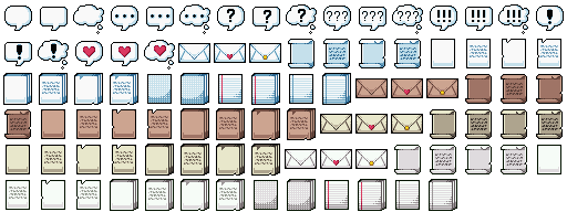 RPG Maker - Tilesets + Sprites favourites by kupokaze on DeviantArt