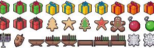 RMMV Icons - Happy Holidays!