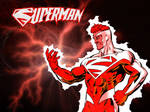 Electric Red Superman 2