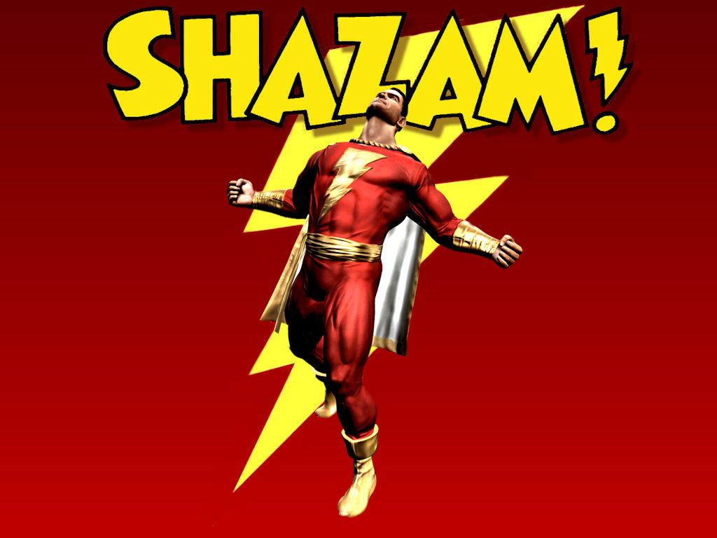 Captain Marvel Shazam WP By Superman8193