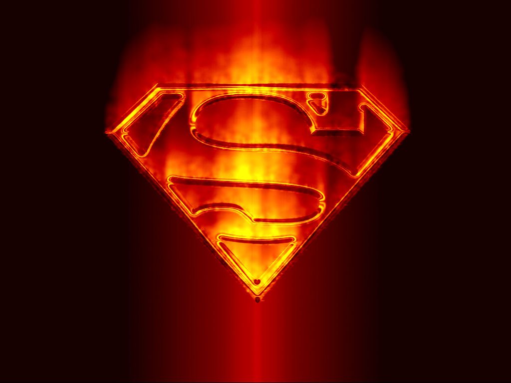 Superman burn by superman8193 on deviantart - Superman screensaver ...