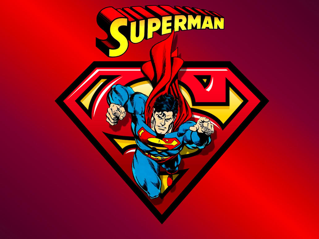 Superman Wallpaper 1 by Superman8193