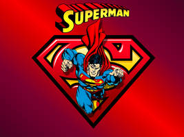 Superman Wallpaper 1 by Superman8193