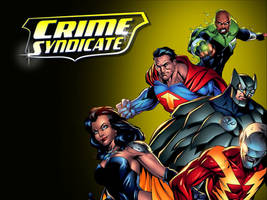 Crime Syndicate WP by Superman8193